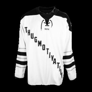 TM104 Hockey Jersey (White)