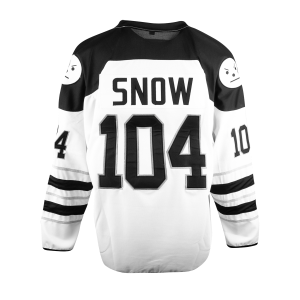 TM104 Hockey Jersey (White)