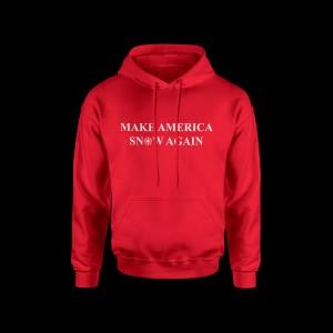 MASA Hoodie Red