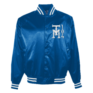 TM104 Satin Baseball Jacket + TM104 Digital Download