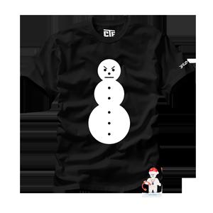 Snowman Tee + Snowman Minifigure
