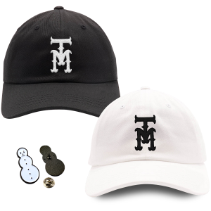 TM Dad Hat, Snowman Pin & TM104 Digital Download