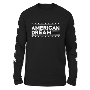 American Dream LS Tee