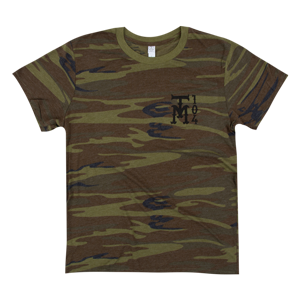 TM104 Tee [Camo] & TM104 Digital Download