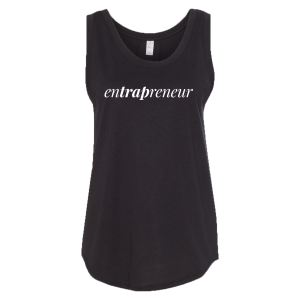 enTRAPpreneur Women's Tank & TM104 Digital Download