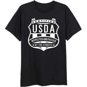Certified USDA T-Shirt & TM104 Digital Download