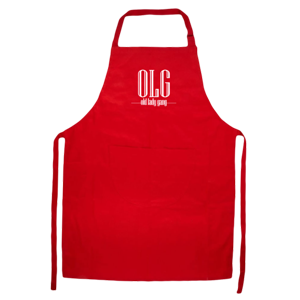 OLG Apron [Red]
