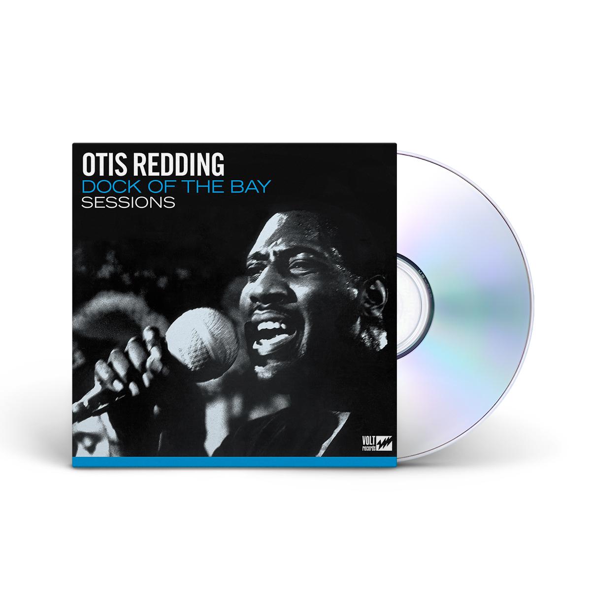 Otis Redding Dock of the Bay Sessions CD