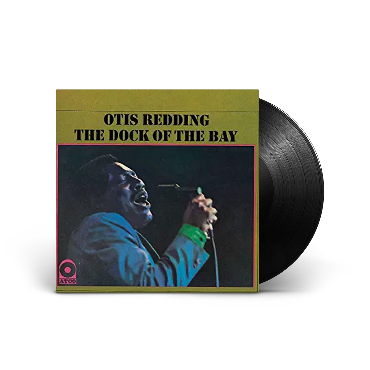 Otis Redding Dock of the Bay LP