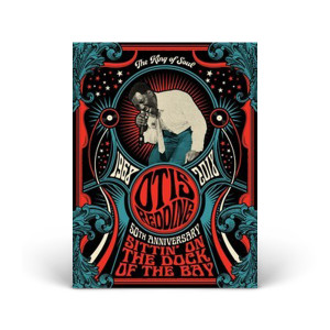 Otis Redding Dock of the Bay Exclusive, Limited-Edition Poster