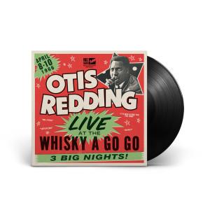 Otis Redding Live At The Whisky 2-LP set