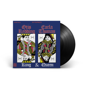 Otis Redding & Carla Thomas - King & Queen LP