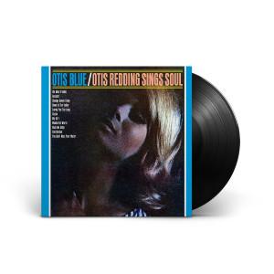 Otis Redding Blue LP