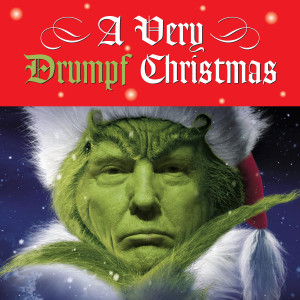 A Very Drumpf Christmas CD