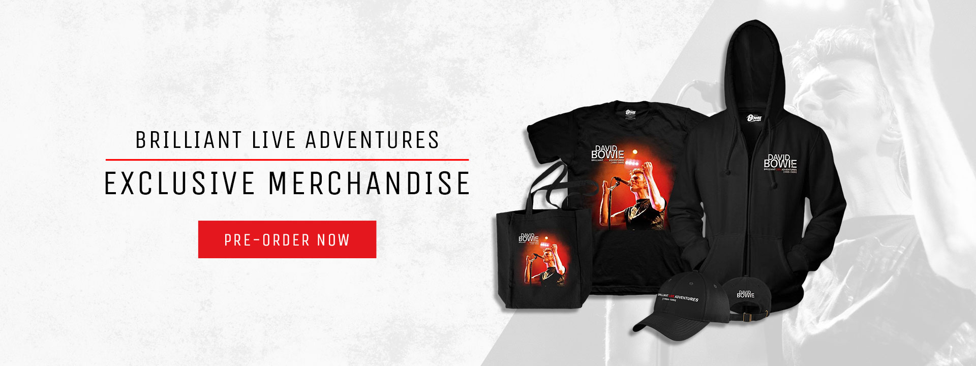 Brilliant Live Adventures Merchandise