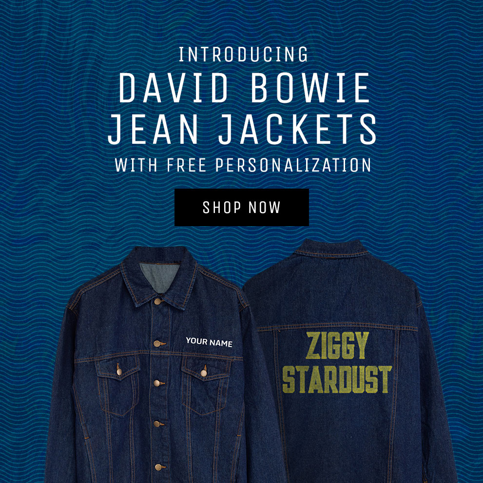 David Bowie Official Store Shop David Bowie Merchandise