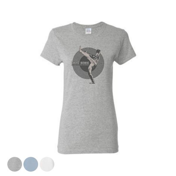 3a5316d06 Women's The Man T-Shirt | Shop the David Bowie Official Store
