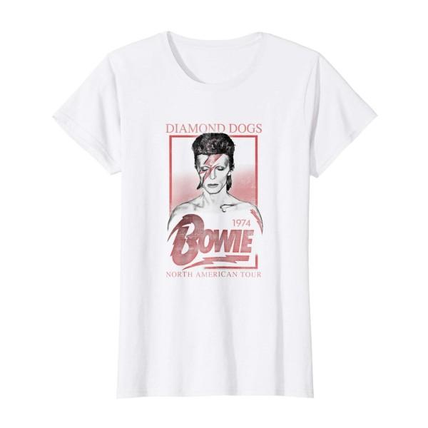 Women s Diamond Dogs Tour T-Shirt  db62d779d