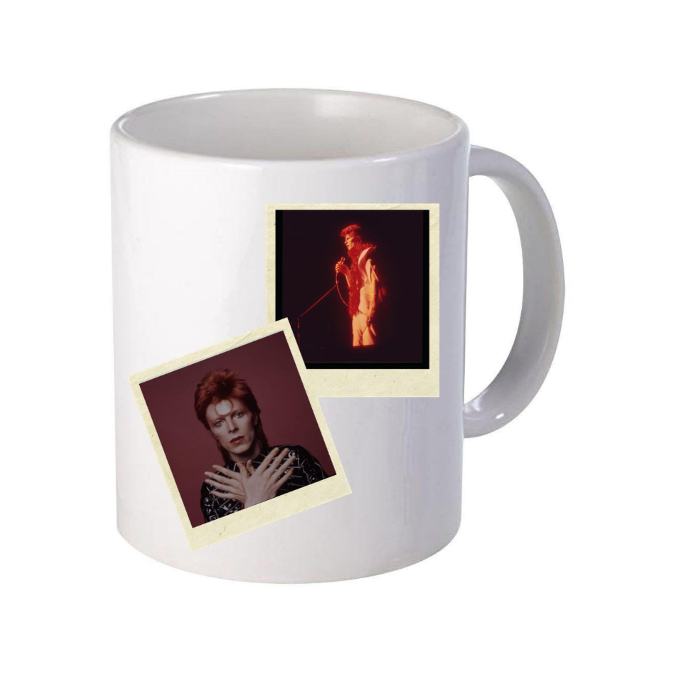 Pin Ups Polaroids Mug