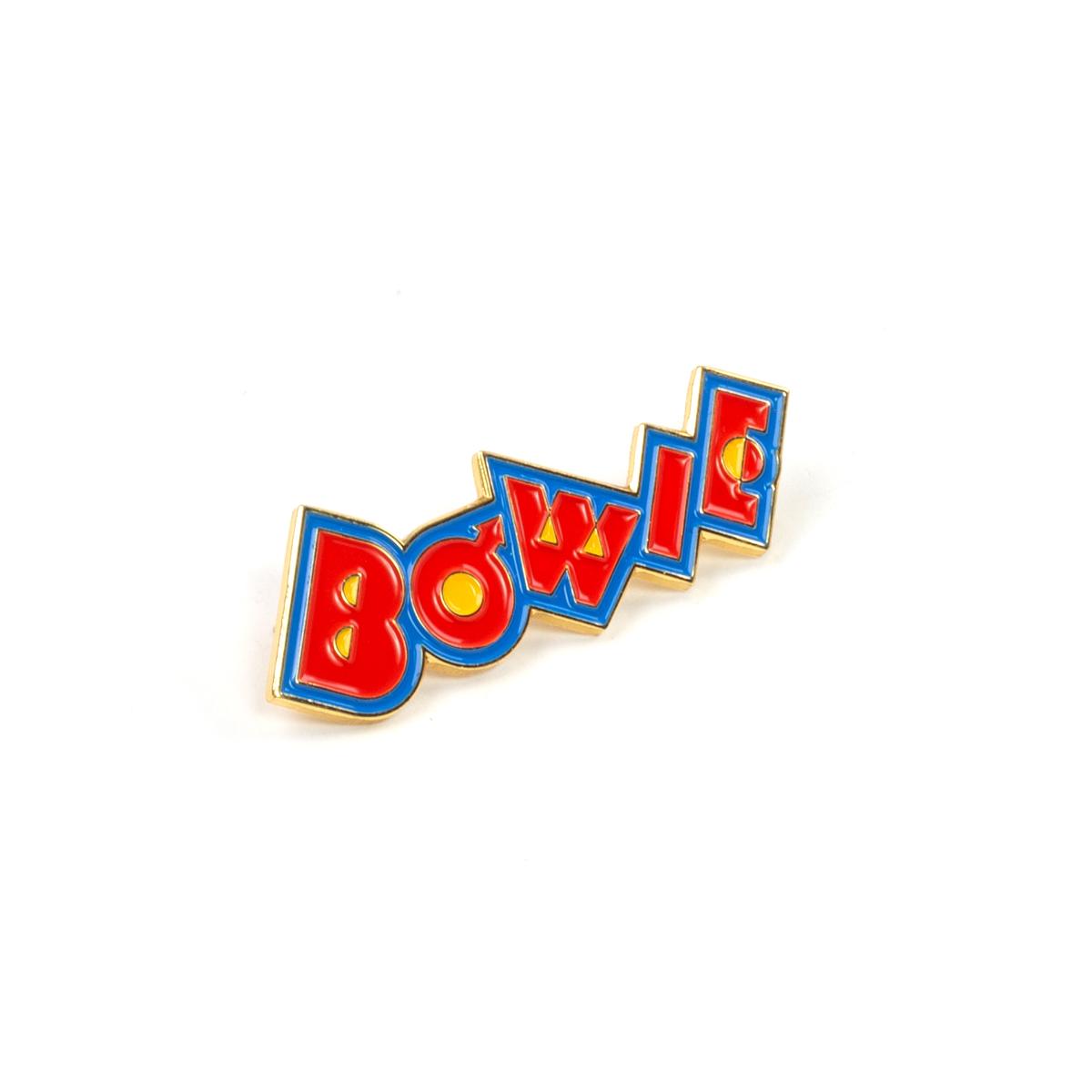 Pin Ups Enamel Logo Pin