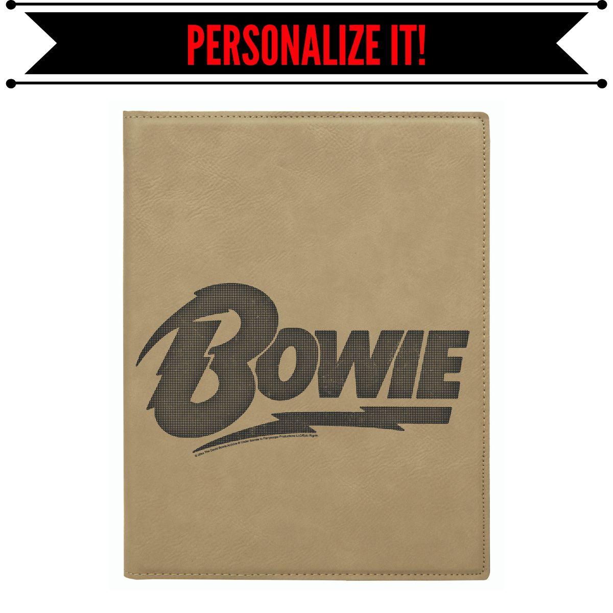 Bowie Logo Journal