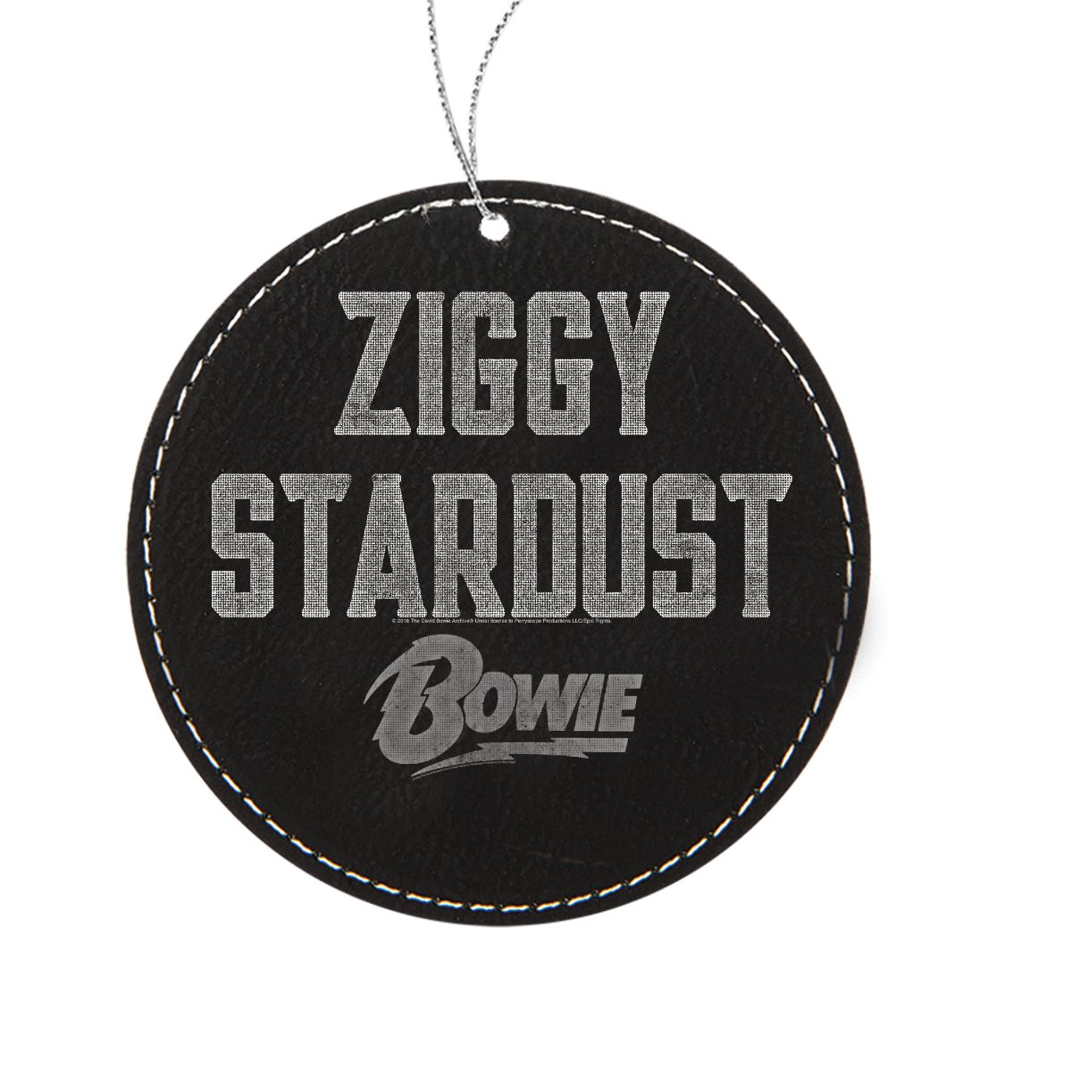 Ziggy Stardust Holiday Ornament