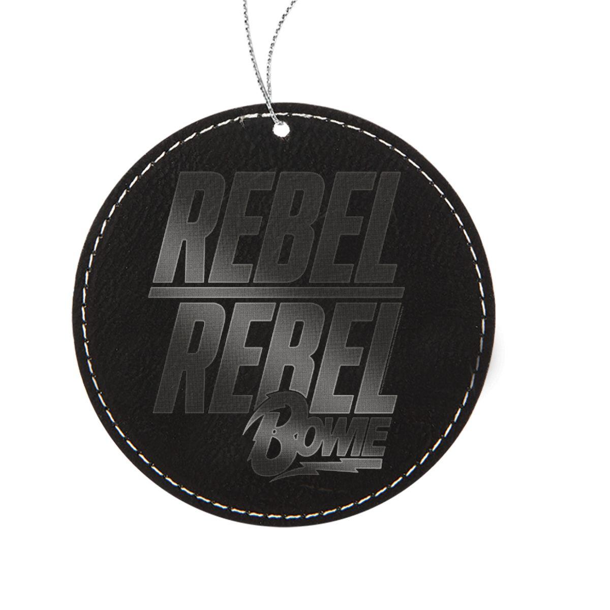 Rebel Rebel Holiday Ornament