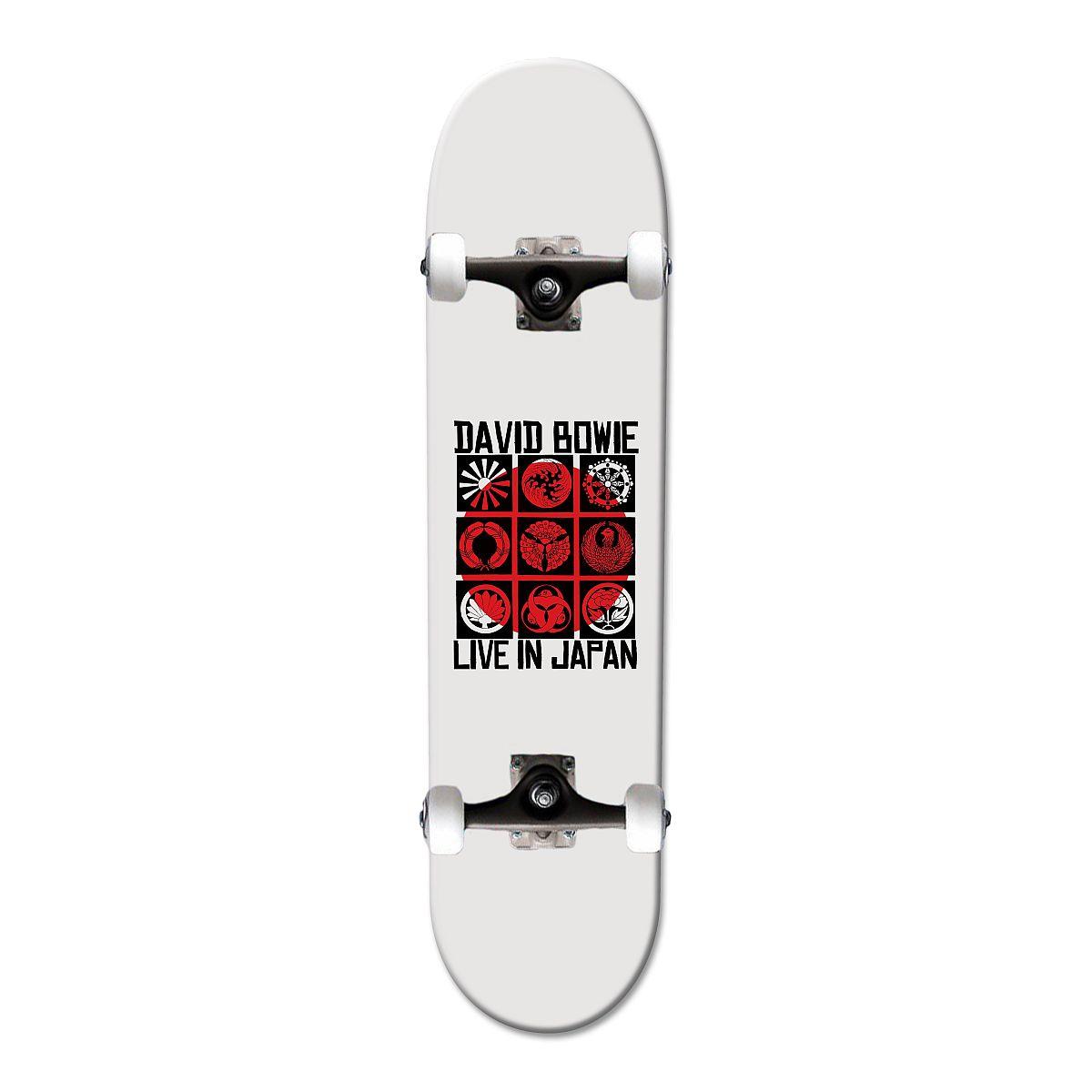 Live in Japan Skateboard