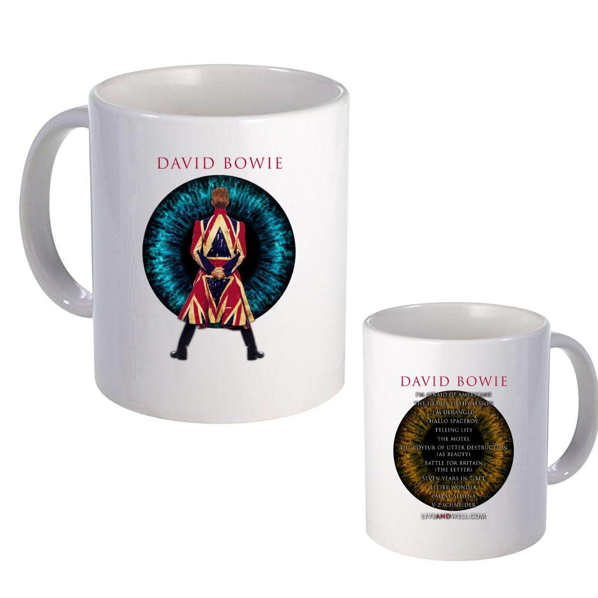 liveandwell.com Ceramic Mug