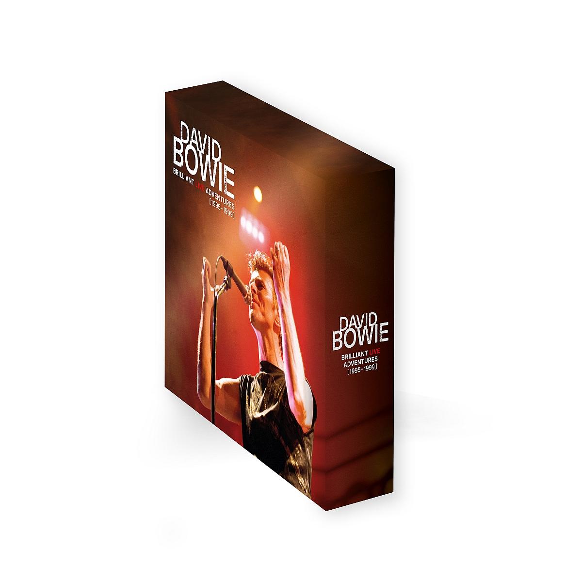 Brilliant Live Adventures LP Slip Case Box