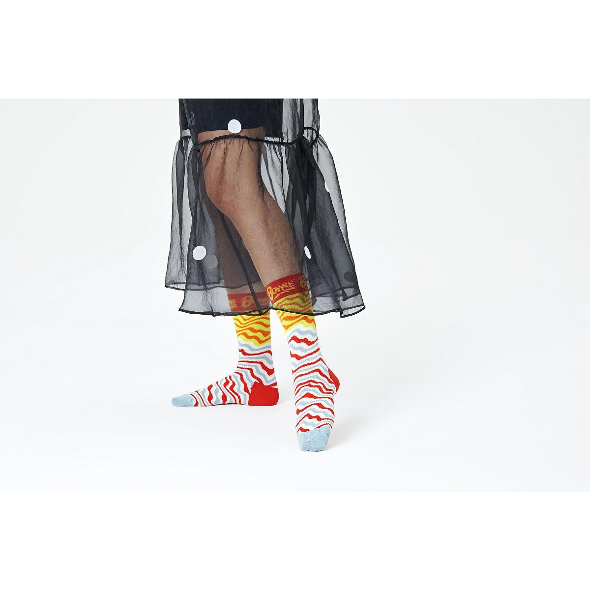 Ziggy Stardust Sock