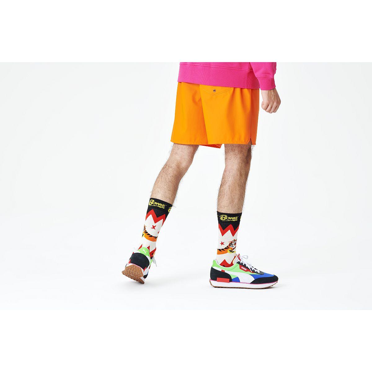 Electric Tiger Sock