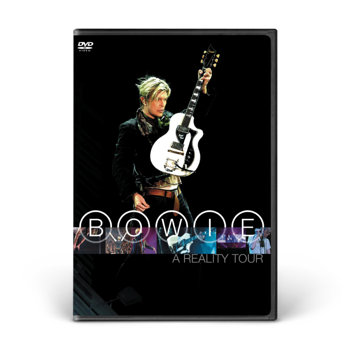 David Bowie A Reality Tour DVD