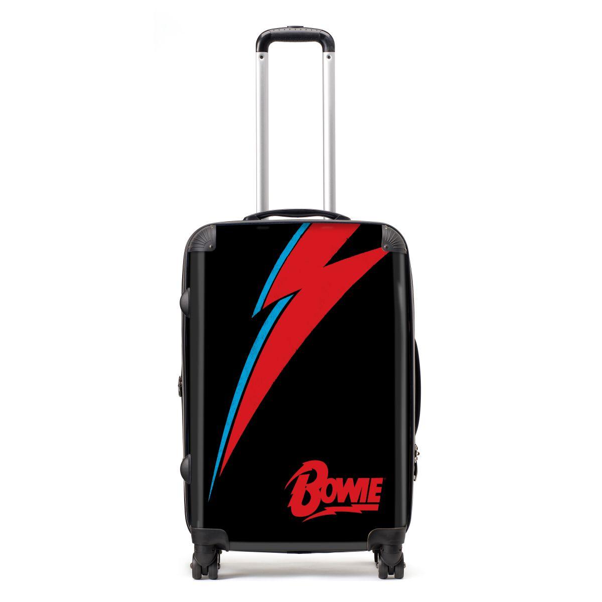 David Bowie Lightning Luggage
