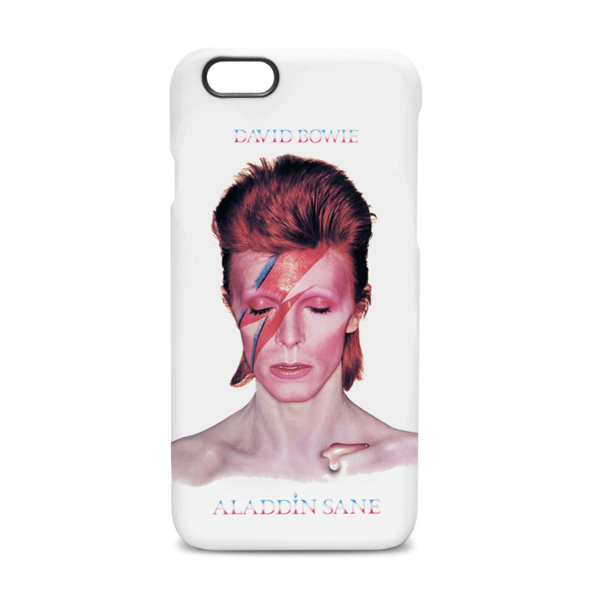 Aladdin Sane Phone Case