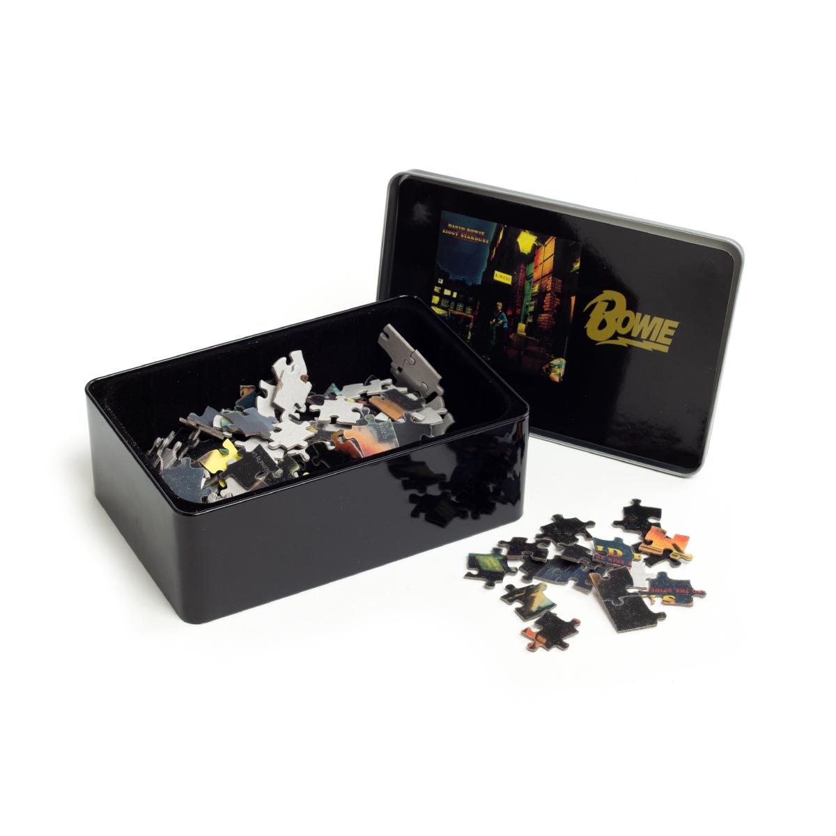 Bowie Ziggy Stardust 3D Jigsaw Puzzle
