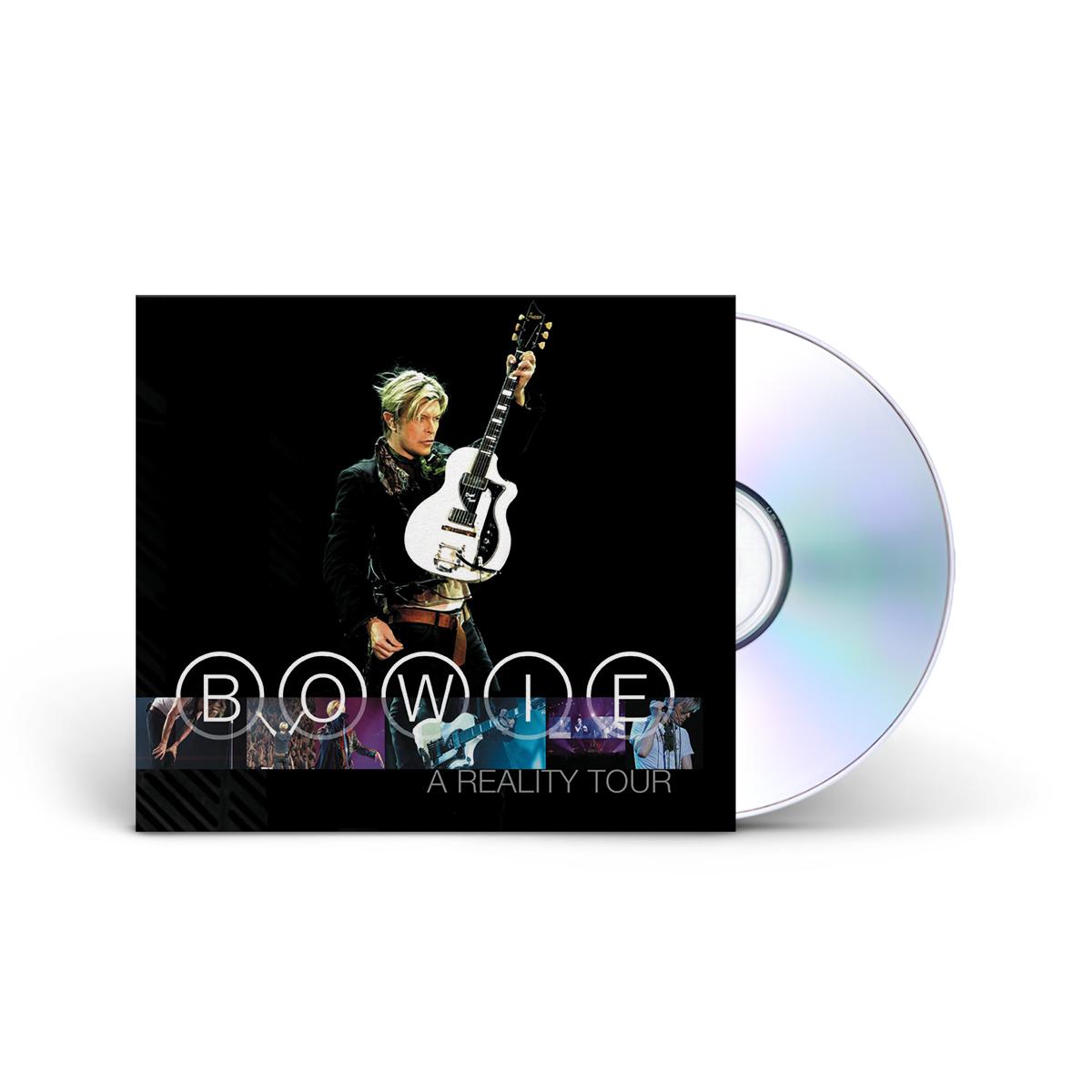 David Bowie A Reality Tour CD