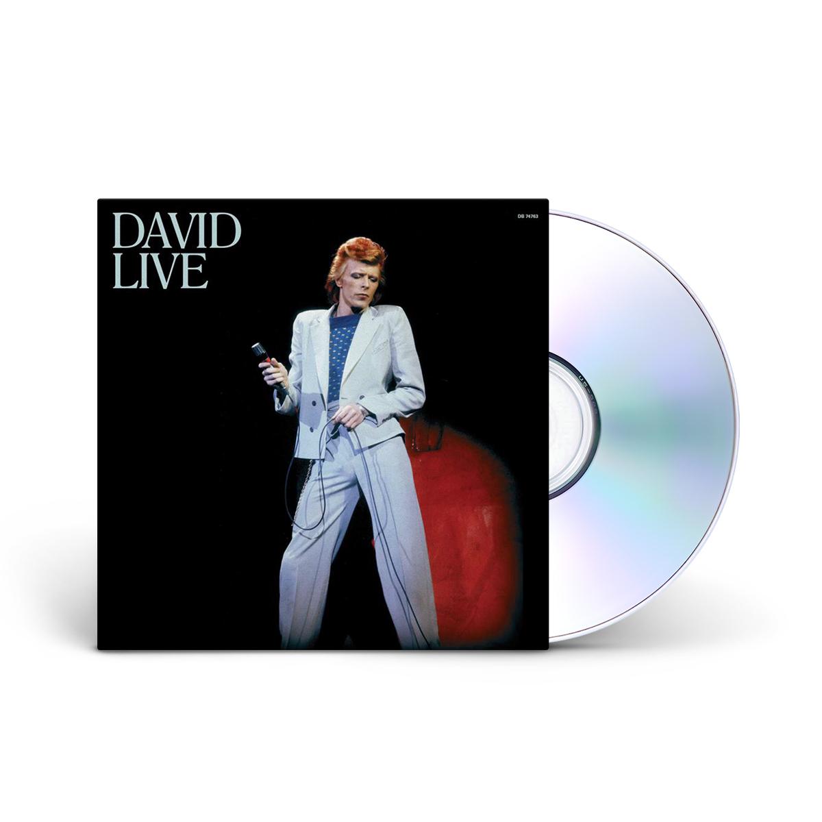David Bowie David Live (2005 Mix) (Remastered Version) 2CD