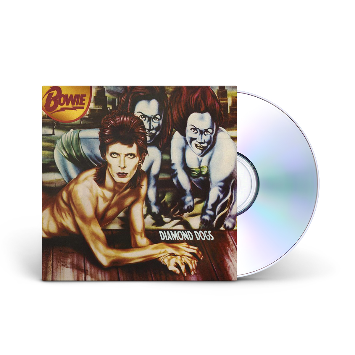 David Bowie Diamond Dogs (2016 Remastered Version) CD