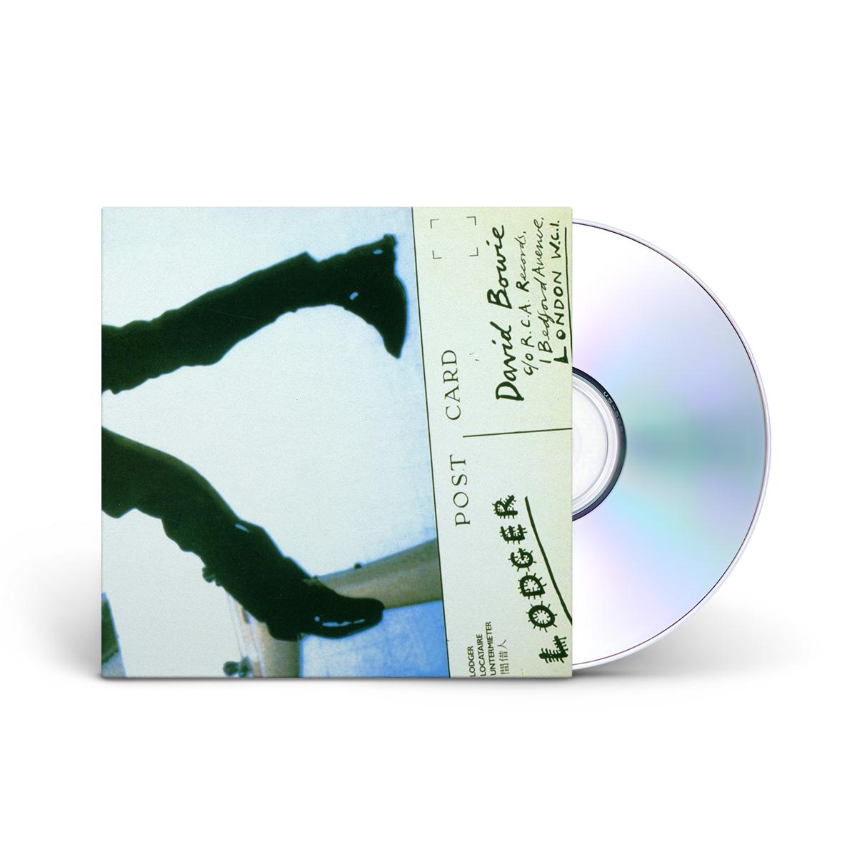 David Bowie Lodger CD