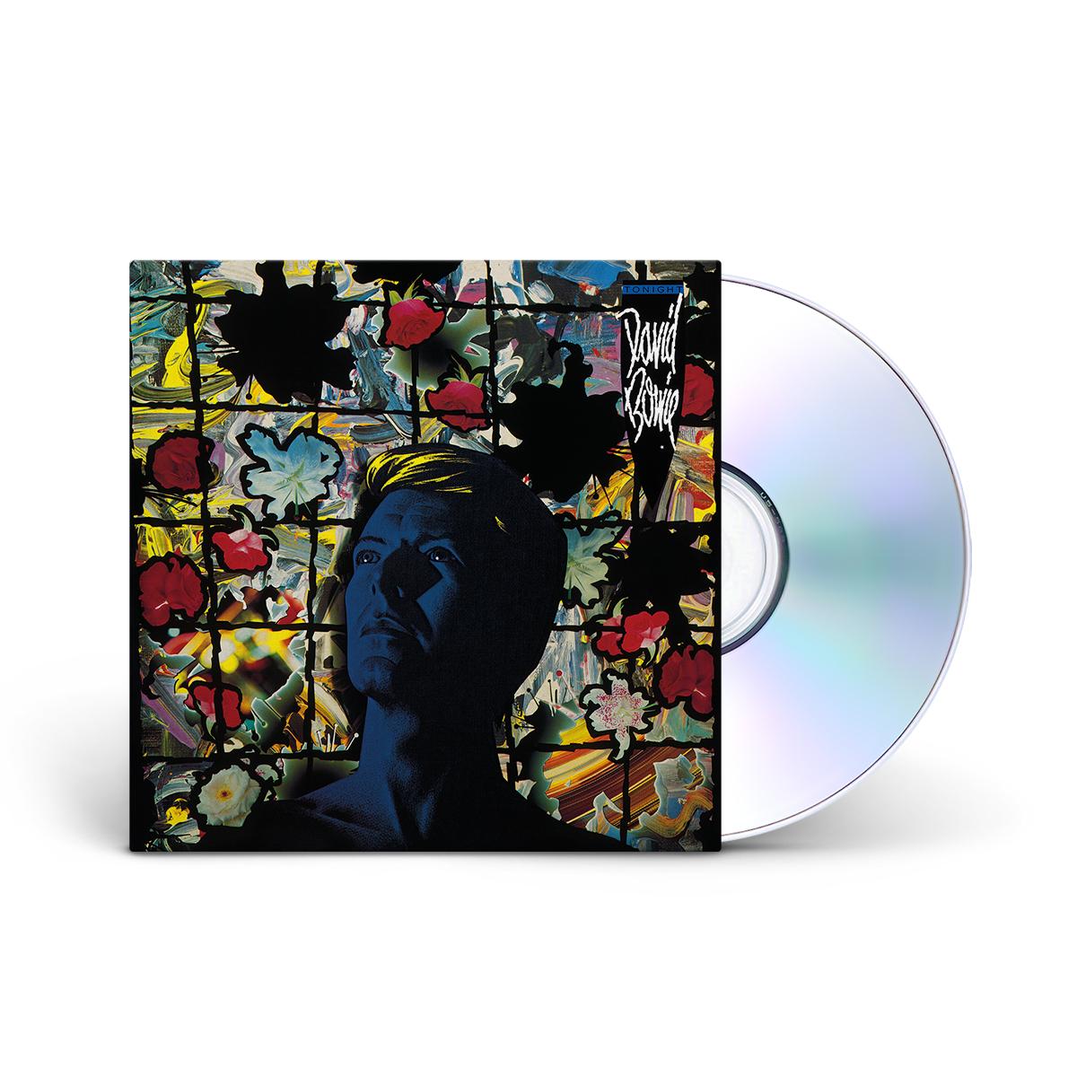 David Bowie - Tonight (2018 Remastered Version) CD