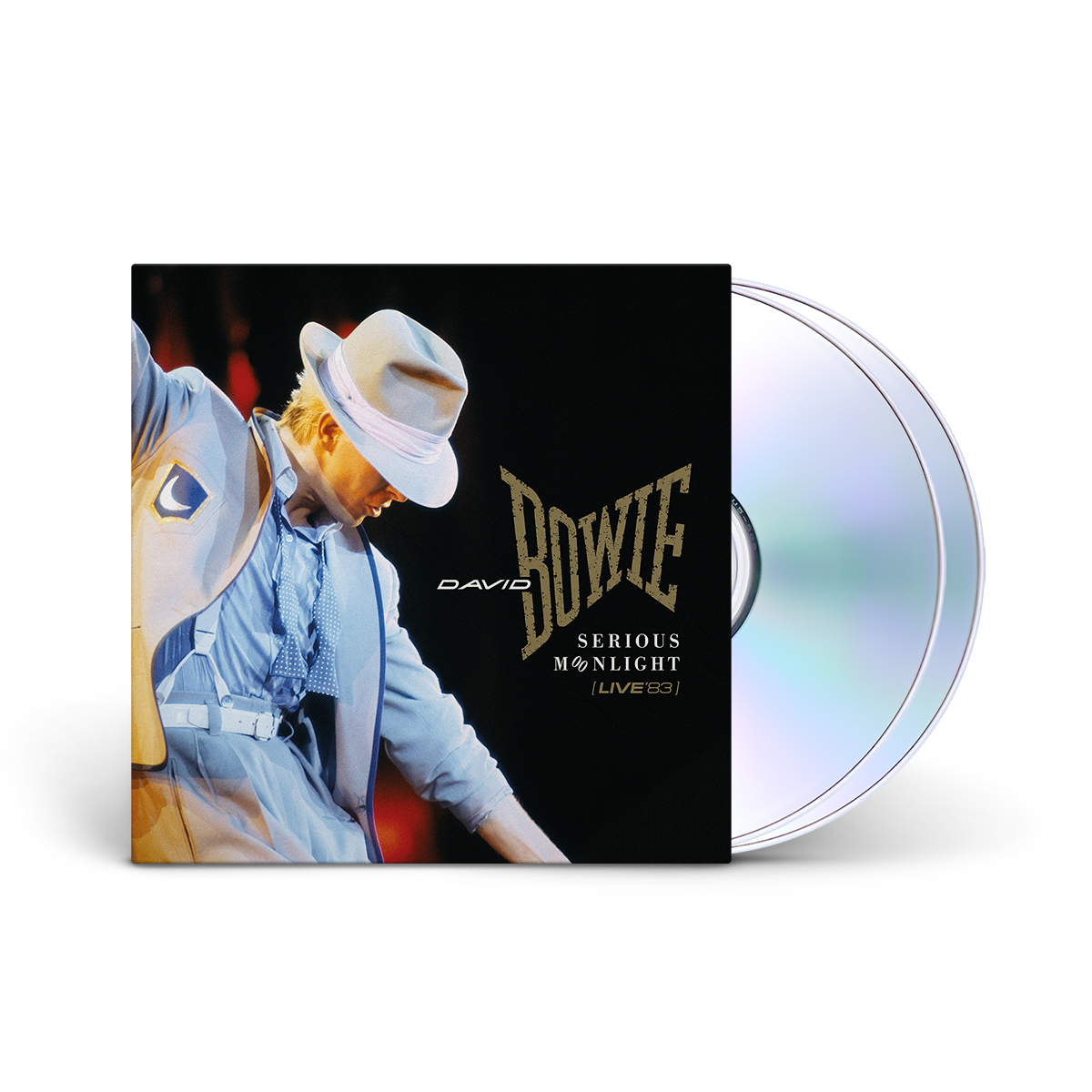 David Bowie - Serious Moonlight (Live '83) [2018 Remastered Version] 2 CD