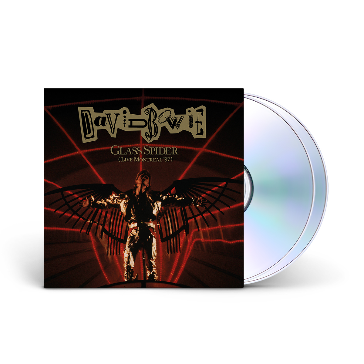David Bowie - Glass Spider (Live Montreal '87) [2018 Remastered Version] 2 CD