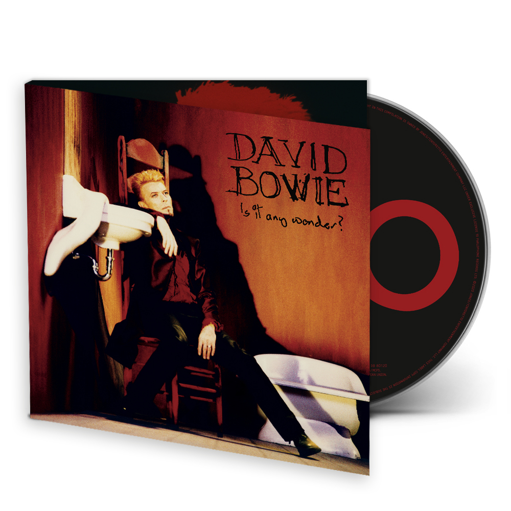 David Bowie - Is it any wonder? CD
