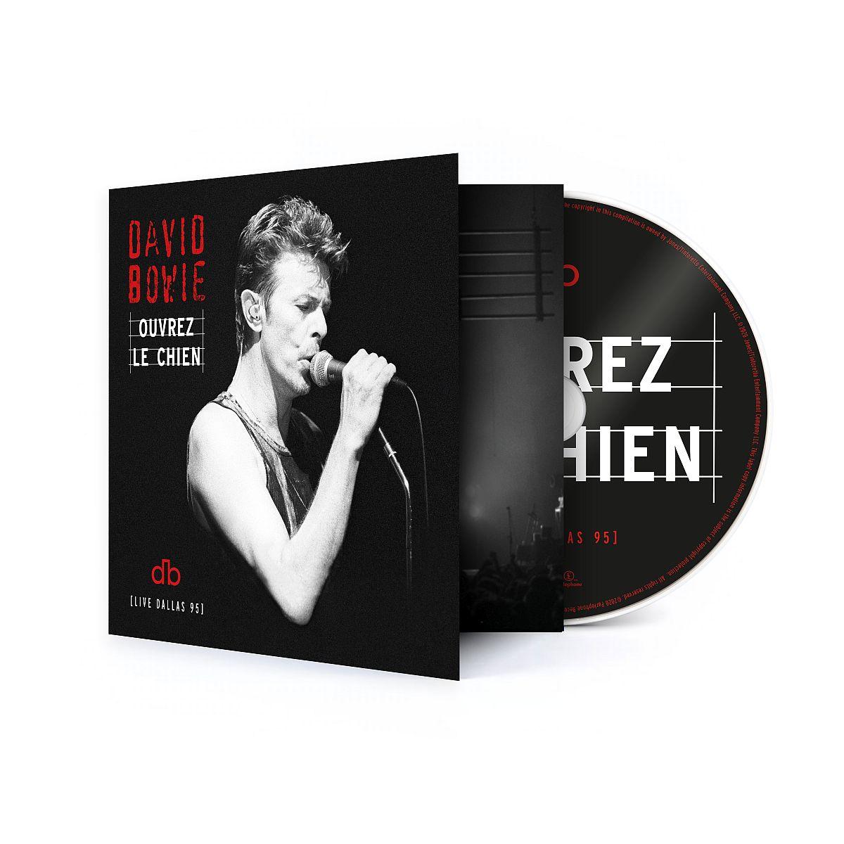 Ouvrez Le Chien (Live Dallas 95) CD