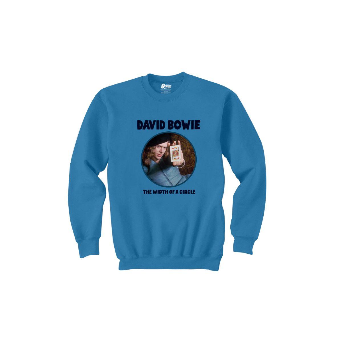 David Bowie The Width of a Circle Crewneck