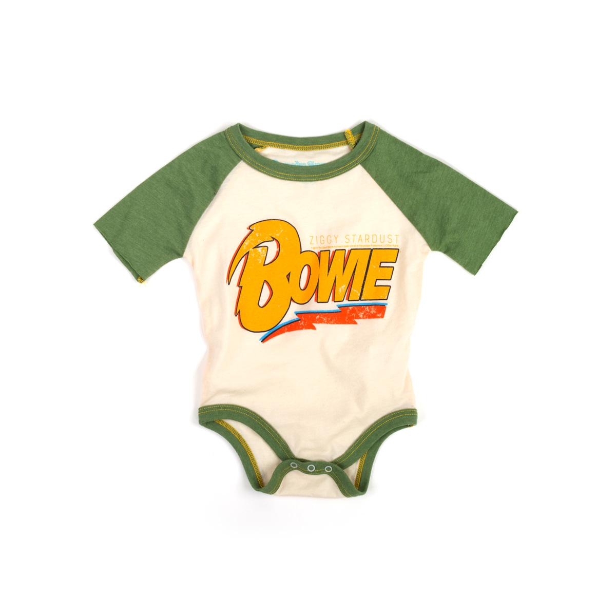 David Bowie Logo Onesie