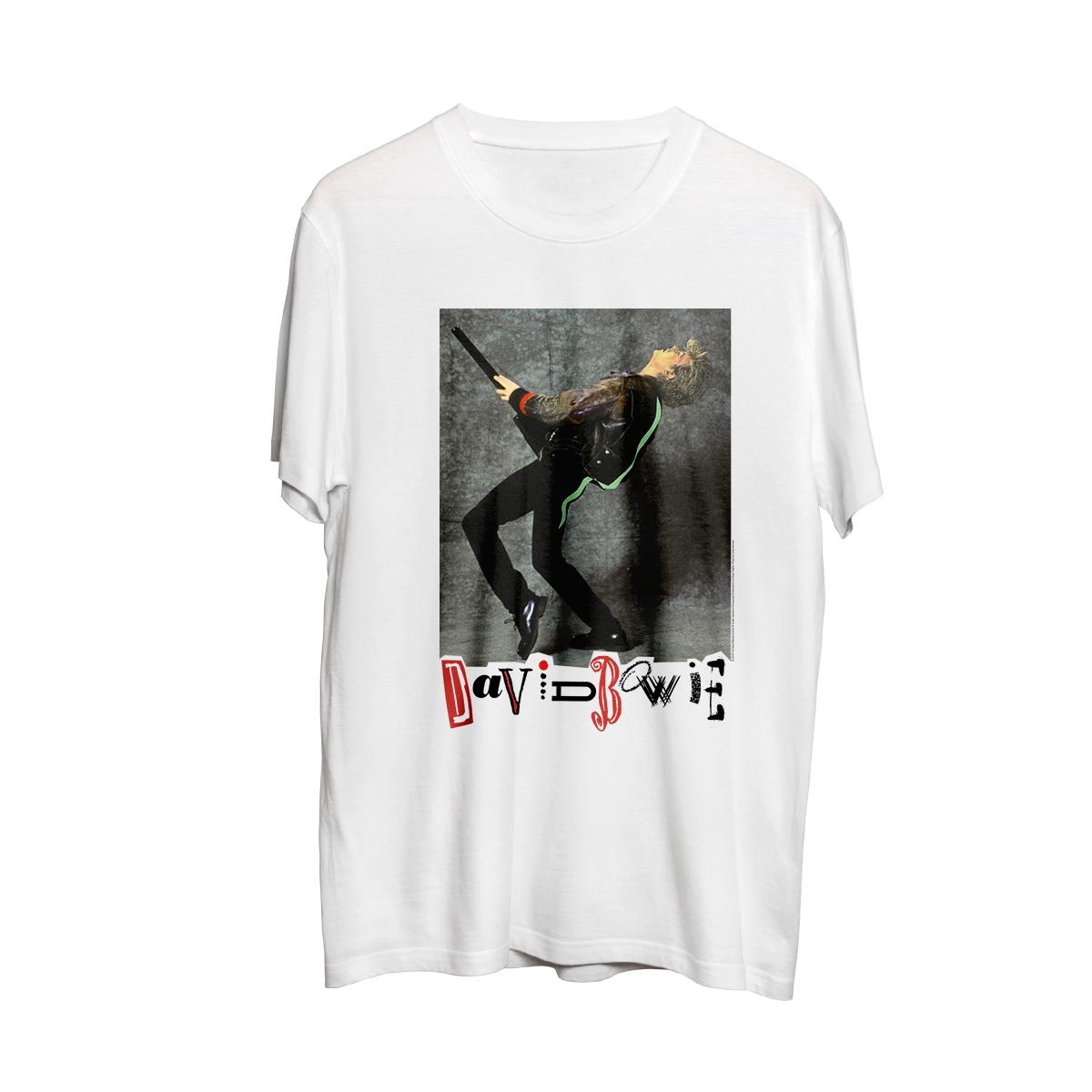 David Bowie Glass Spider Replica Tour T-shirt