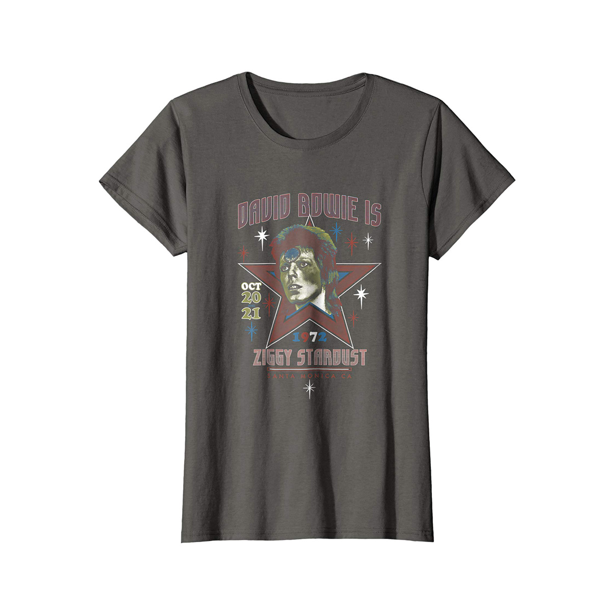 Women's David Bowie Is Ziggy Stardust T-Shirt