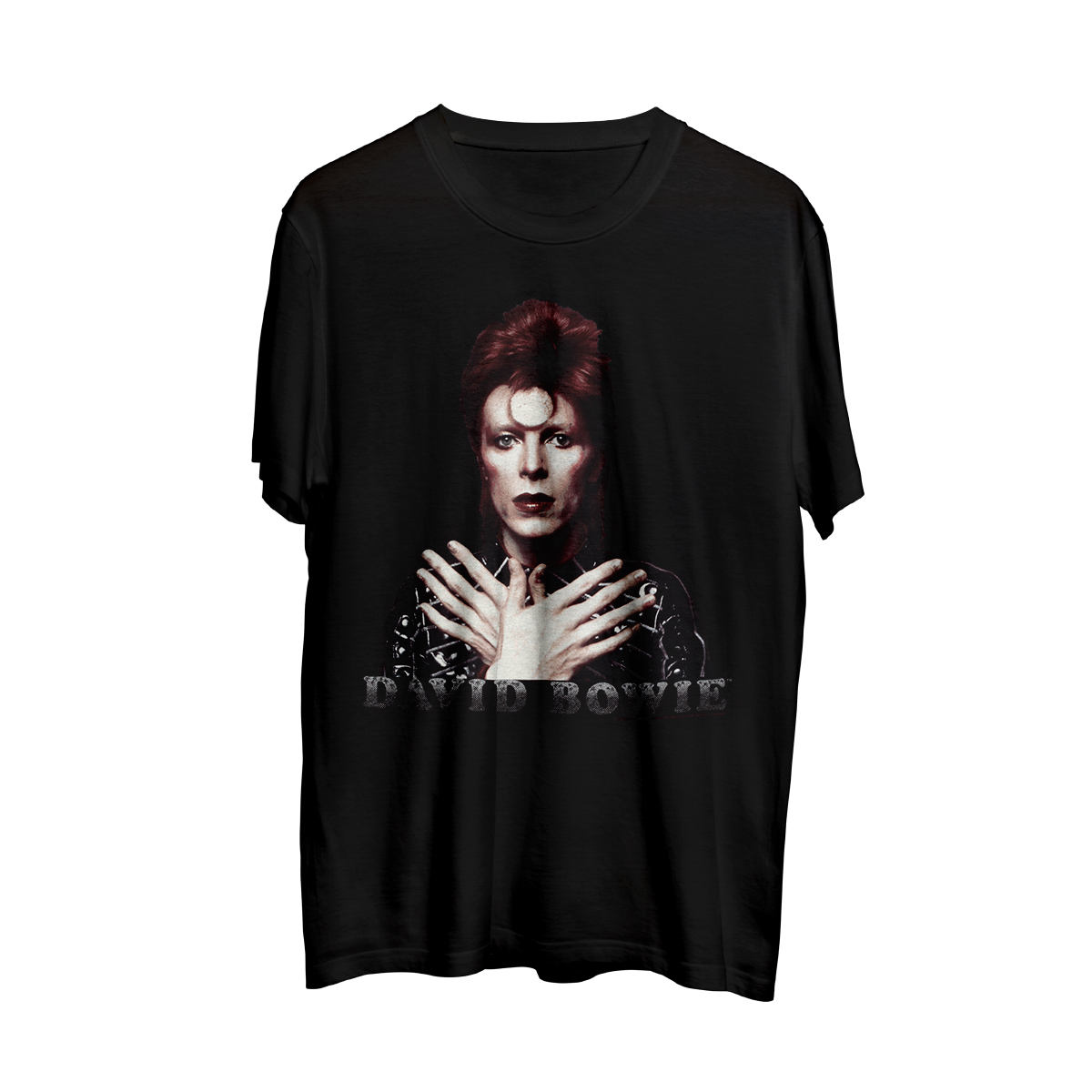 David Bowie Crossed Hands T-Shirt